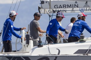 Alpari World Match Racing Tour : Luna Rossa struggles for consistency