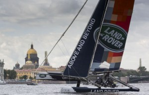 Extreme Sailing Series : To Foil or not to Foil – David 'Freddie' Carr gives his views