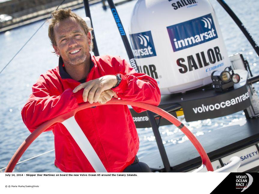 Les skippers français sur la prochaine Volvo Ocean Race
