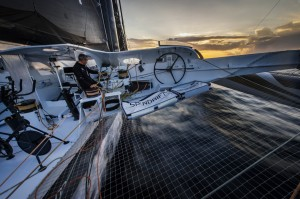 Route du Rhum : Yann Guichard et Spindrift 2 dans les starting-blocks à Saint-Malo !
