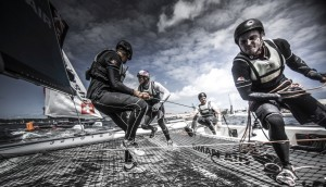 Extreme Sailing Series : Advantage Alinghi – but Sydney & Series podium places still open