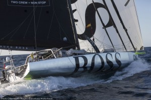 Barcelona World Race : Hugo Boss dismated