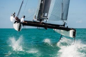 ARMIN STROM Sailing Team vainqueur de la toute première compétition de GC32 aux USA