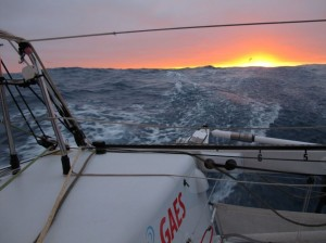 Barcelona World Race : Unseasonal conditions