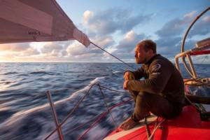 Volvo Ocean Race : L'étape se joue maintenant