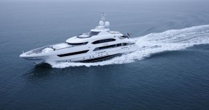 Heesen announces the delivery of M/Y Asya, 47m full displacement