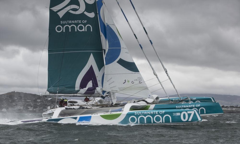 Musandam-Oman Sail bat un nouveau record mondial pour Oman