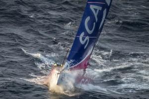 Volvo Ocean Race : dans la baston…