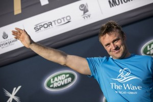 Extreme Sailing Series : Total domination, The Wave, Muscat wins in Istanbul with two races to spare