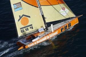 Transat Jacques Vabre : Les 400 derniers milles