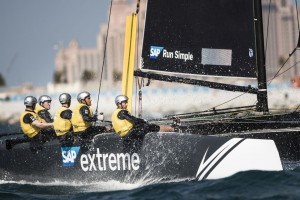 The Extreme Sailing Series™ launches a landmark 10th season with new boats, teams and venues