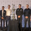 Oman accueille les six équipes des Louis Vuitton America's Cup World Series au Sultanat et se prépare pour une action éblouissante