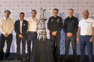 Louis Vuitton America's Cup World Series heads to Oman