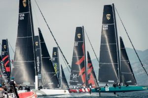 GC32 Riva Cup : Franck Cammas mène Norauto à la victoire
