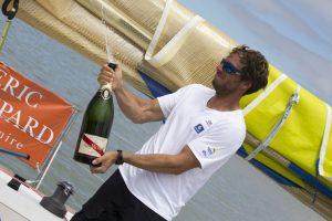 Solitaire Bompard Le Figaro : Macaire premier à La Rochelle, Dalin vainqueur de la 3ème étape