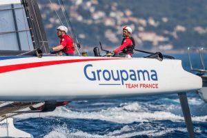 ACWS Toulon : Les Suédois et les Français en grande forme