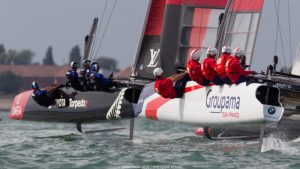 Louis Vuitton ACWS :  J-5 Groupama Team France bientôt dans son jardin !