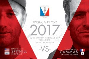 35th America's Cup Schedule Announced