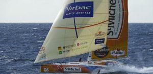 Vendée Globe : JP Dick takes the lead