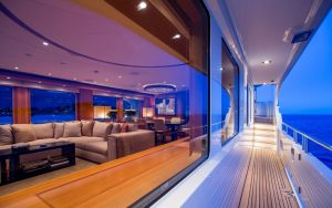 An Interview with Captain Baily of M/Y MRS D