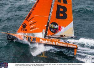 Vendée Globe : keel damage on PRB, Vincent Riou forced to retire