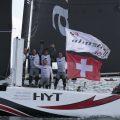 Alinghi l'emporte à Sydney et s'octroie un troisième titre de champion des Extreme Sailing Series