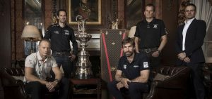 New Framework Agreement Creates Strong Future For The America's Cup