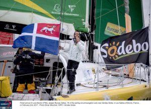 Vendée Globe :  Louis Burton & Bureau Vallée, un tour du monde en 87 jours