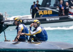 America's Cup : One more win for Groupama Team France