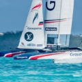 Fin de l'America's Cup pour Groupama Team France