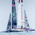 America's Cup : Dure journée pour Groupama Team France