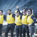 SAP Extreme Sailing Team takes its second Act win of the season in Madeira Islands