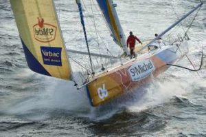 St Michel-Virbac breaks record to win Transat Jacques Vabre Imoca class