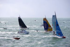 Sharp start to Transat Jacques Vabre 2017