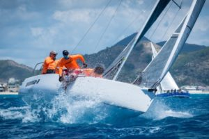 38th St. Maarten Heineken Regatta Winners Take to the Stage