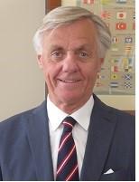 Un nouveau président pour le Yacht Club de France