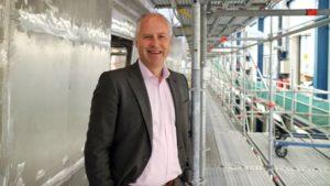 Jan Timmerman appointed as CEO at Royal Huisman