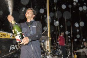 La Solitaire URGO Le Figaro : Sébastien Simon s'empare de la deuxième étape