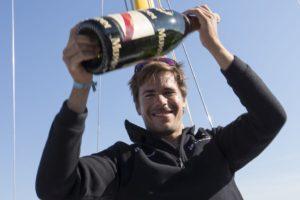 La Solitaire URGO Le Figaro : Sébastien Simon assure!