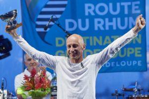 Route du Rhum-Destination Guadeloupe 2018 : Armel Tripon (Réauté Chocolat) vainqueur en Multi50 !