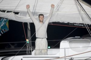 Route du Rhum-Destination Guadeloupe 2018 : A delighted Paul Meilhat is crowned IMOCA winner