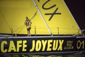 Route du Rhum-Destination Guadeloupe 2018 : Sidney Gavignet s'impose en catégorie Rhum Mono