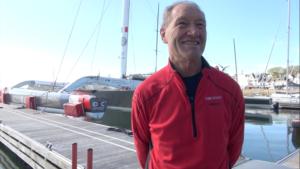 Francis Joyon prêt à explorer de nouveaux horizons