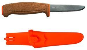 Morakniv : Plus jamais votre couteau ne coulera !