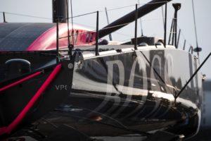 IMOCA : Le nouveau bateau Hugo Boss dévoilé lors de sa mise à l'eau
