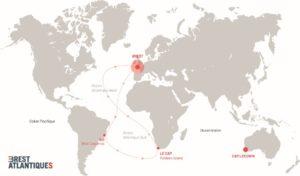 Brest Atlantiques : J-90 avant l'envol des géants