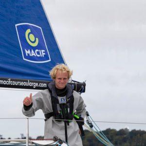 Erwan Le Draoulec devient le Skipper Macif 2020 !