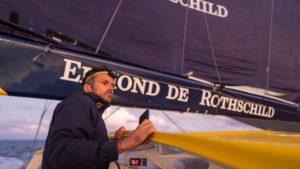 Brest Atlantiques :  Des bateaux sous surveillance