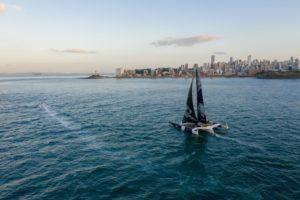 Brest Atlantiques – L'analyse de Sébastien Josse : « Vers une traversée Rio-Le Cap au près »