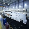 Heesen launches second hybrid yacht!